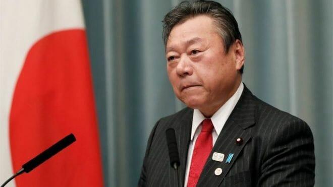 atraso ministro japonês 2