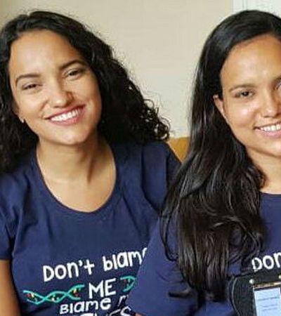 Bafômetro criado por irmãs baianas detecta ao menos 15 doenças pelo sopro