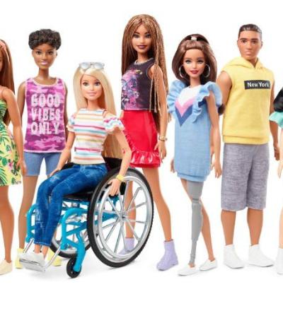 Barbie lança linha de bonecas com deficiência para promover inclusão