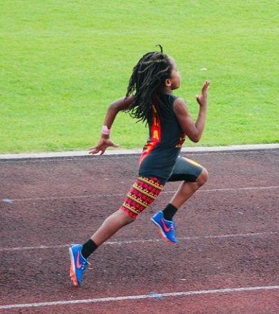 Este garotinho de 7 anos está prestes a se tornar a criança mais rápida do mundo