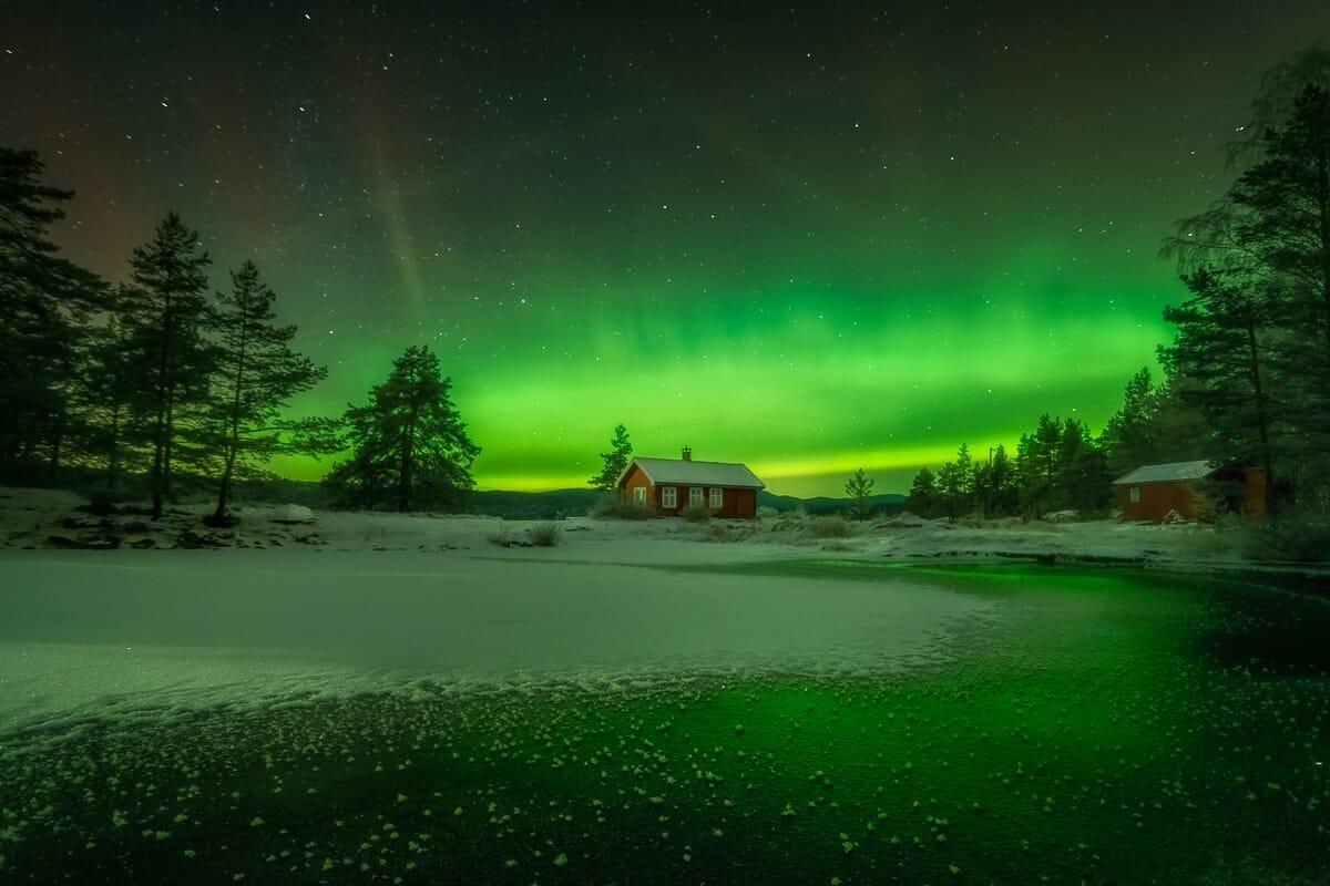 casa vermellha noruega 11