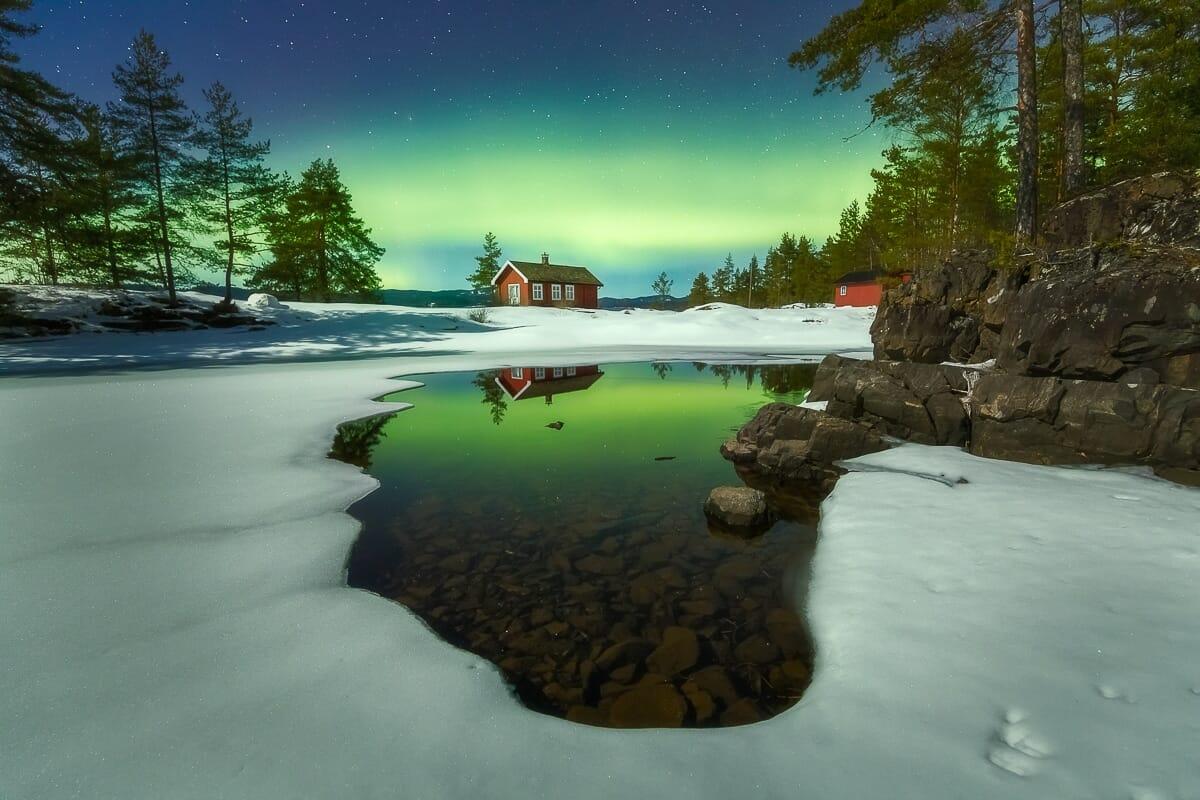 casa vermellha noruega 5