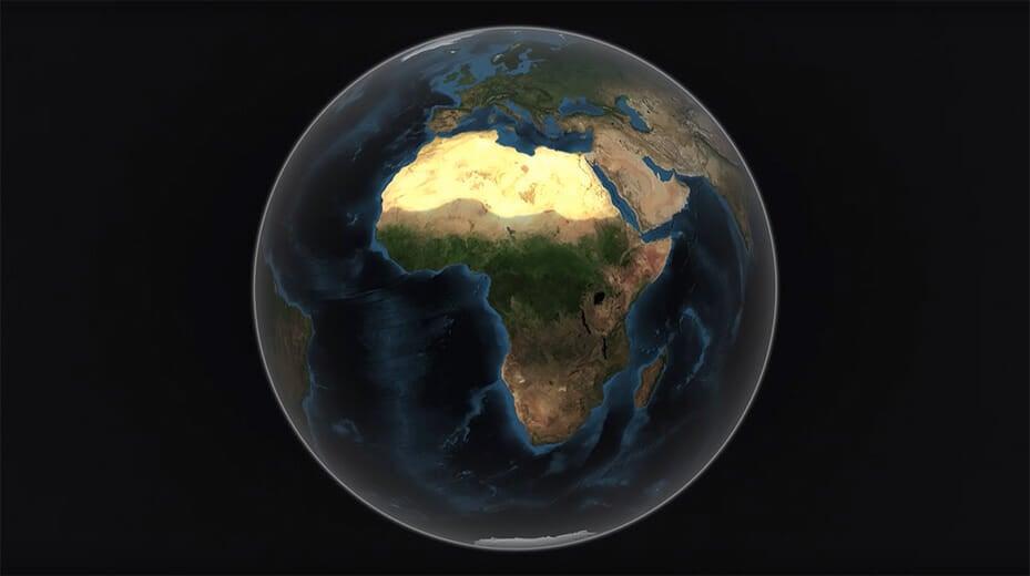 deserto do saara amazônia 2