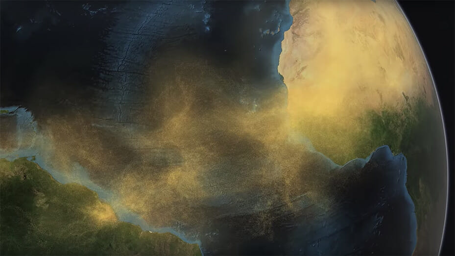 deserto do saara amazônia 3