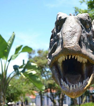 Meteoro pode não ter sido único causador da extinção dos dinossauros
