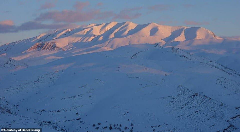esquiadora desafio Irã 9