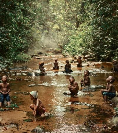 'Congo Tales': o livro de fotografia que conta as histórias das fábulas e lendas do Congo