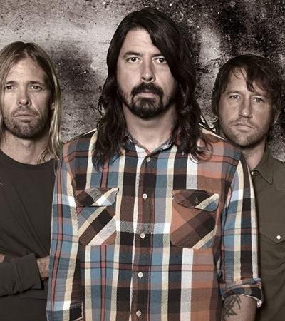 Foo Fighters dá aulas de música gratuitas para crianças e adolescentes