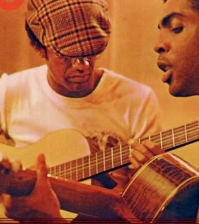 Gilberto Gil e Jorge Ben Jor voltam a gravar juntos, 44 anos depois de disco histórico
