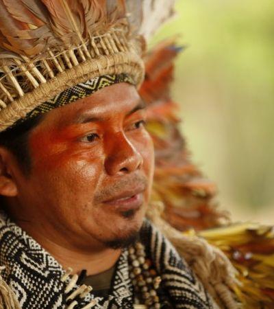 Série sobre movimento indígena mostra verdadeiros heróis protetores daAmazônia