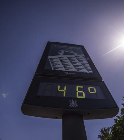 Janeiro de 2019 foi o terceiro janeiro mais quente na Terra desde que se faz registros