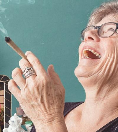 Pesquisa conclui que maconha passa a ajudar a memória na velhice