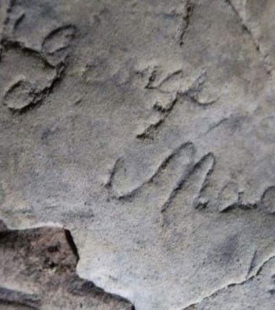 Marcas antigas feitas por bruxas são encontradas em caverna na Inglaterra