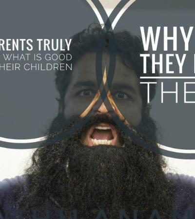 Homem quer processar pais por o terem concebido sem a sua autorização