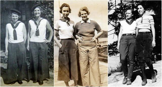 mulheres felizes de calça 1