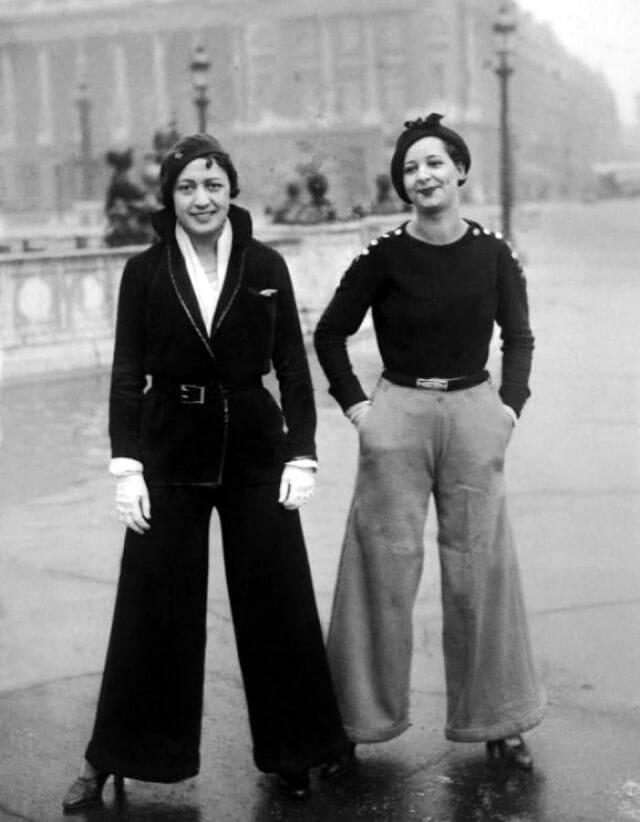 mulheres felizes de calça 12