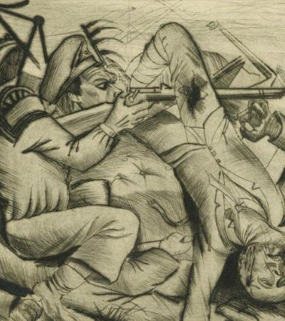 A história de Otto Dix, o artista acusado de conspirar contra Hitler