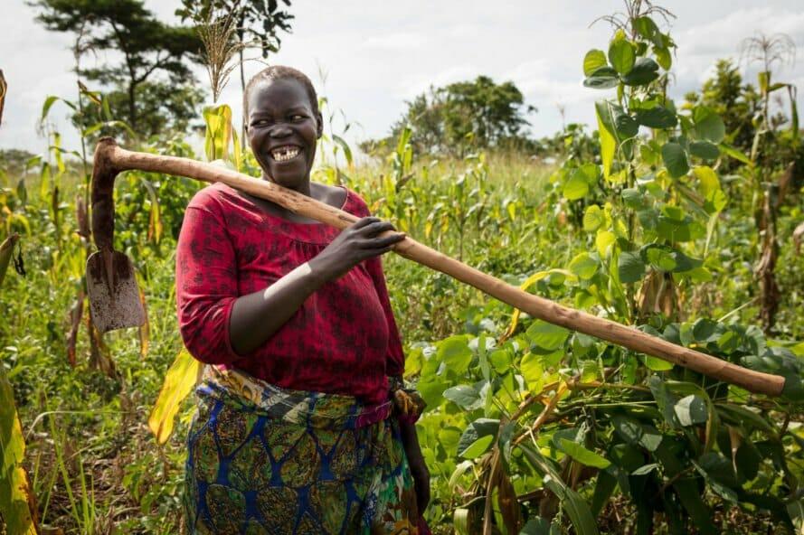 permacultura refugiados uganda 2