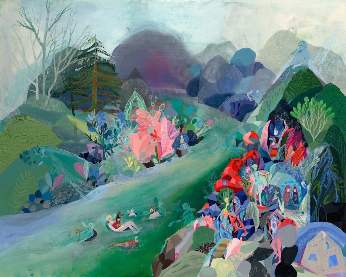pinturas psicodélicas 1