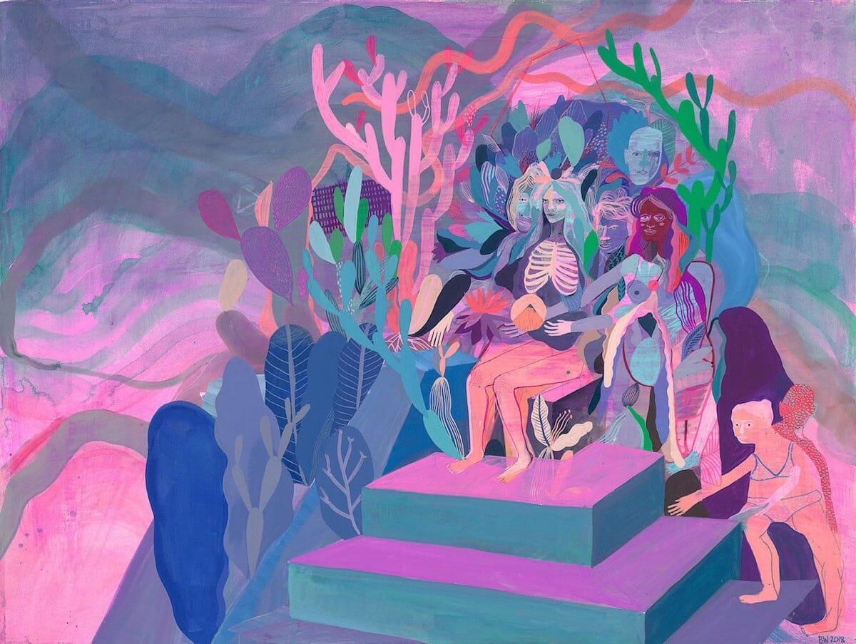 pinturas psicodélicas 4