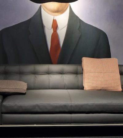 Coleção de sofás de couro de maçã para uma decoração cruelty free