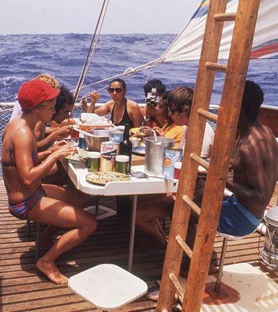 O bizarro experimento sócio-sexual que reuniu pessoas casadas num barco nos anos 1970 vai virar filme
