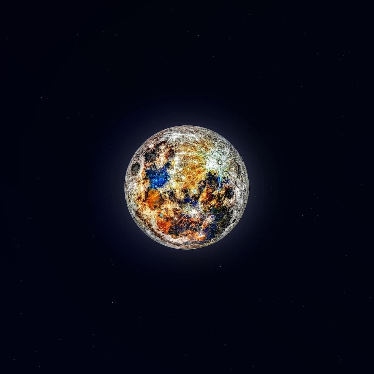 150 mil fotos lua 1