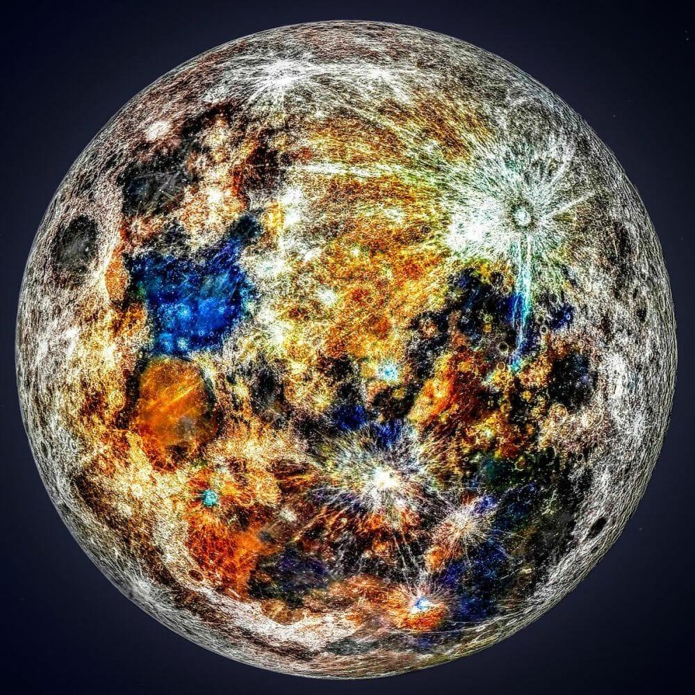 150 mil fotos lua 2