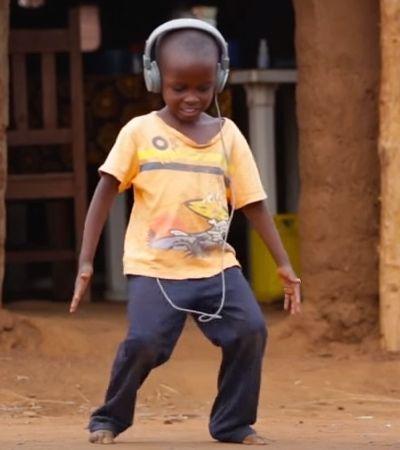 O que acontece quando o disco 'África Brasil', de Jorge Ben, é tocado para crianças em Zâmbia