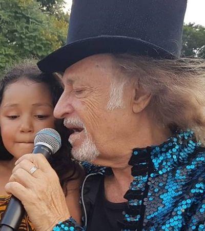 Garotinha de 6 anos cantando Alceu Valença vai colocar você no mood do carnaval instantaneamente