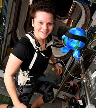 1ª expedição espacial totalmente formada por mulheres é confirmada pela NASA