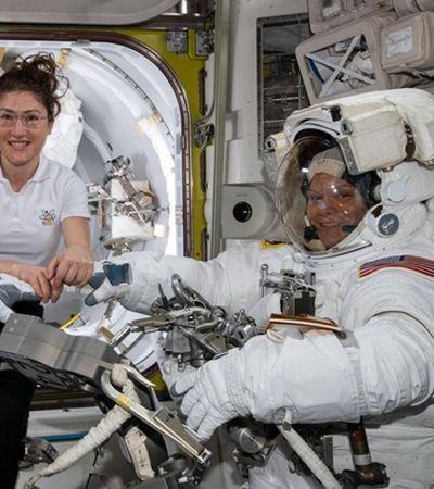 Machismo espacial: NASA cancela missão de astronautas por não ter traje adequado
