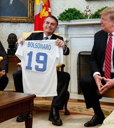 Segundo Bolsonaro, 'maioria dos imigrantes não têm boas intenções'
