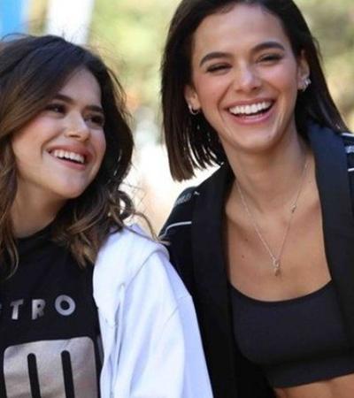 Após post de Maisa, Bruna Marquezine retorna ao Instagram com textão feminista