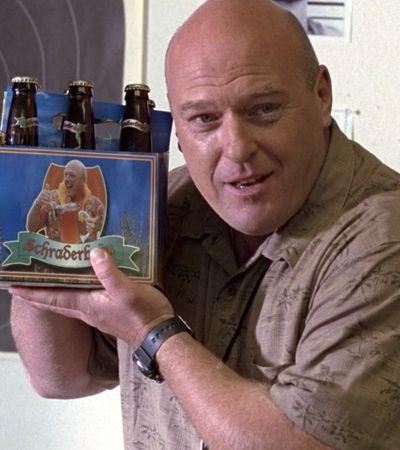 Schraderbräu, a cerveja artesanal de Hank em 'Breaking Bad', acaba de virar realidade