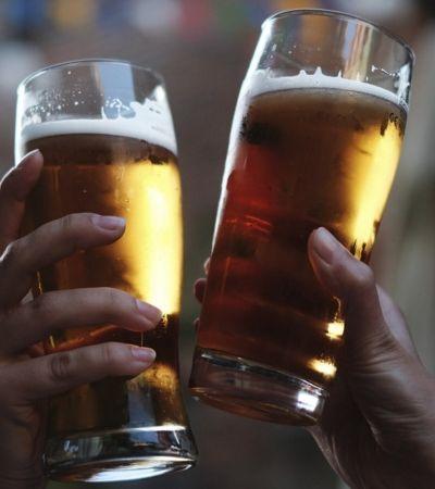A cerveja na verdade é tão saudável quanto o vinho, segundo estudo