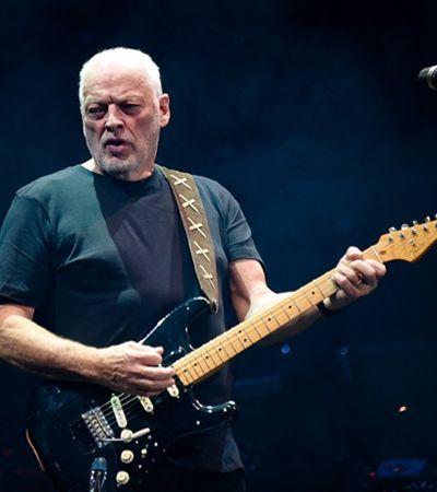 Guitarrista do Pink Floyd leiloa coleção de 120 guitarras. E vai doar todo o dinheiro