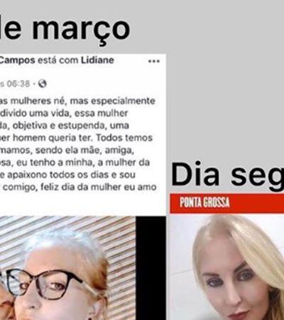 Namorado mata a namorada após 'homenagem' de Dia da Mulher