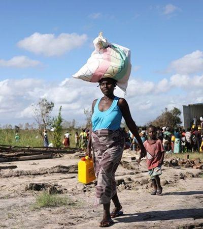 Como ajudar vítimas do ciclone no sudeste da África