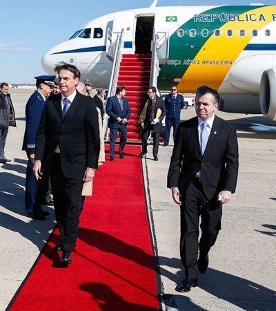 Aprovação de Bolsonaro cai 15 pontos com pior início de governo desde Collor, diz Ibope