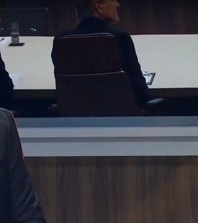 Acusado de manterrupting, Justus cortou conselheira 6 vezes em programa