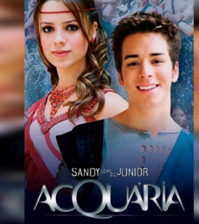 Open de água: As melhores reações para o pacote VIP da turnê Sandy & Júnior