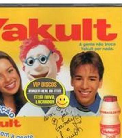 Voltamos aos anos 90? CD de Sandy e Junior é vendido por quase R$ 1 mil