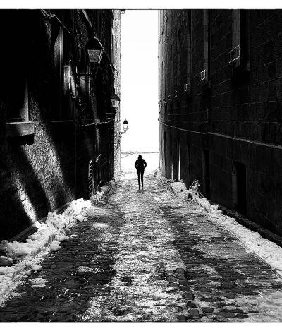 A série de fotos que transforma grandes centros urbanos em poesia