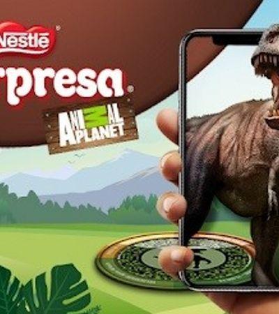 Hit nos anos 80 e 90, Nestlé recria e inova nos cards do Chocolate Surpresa