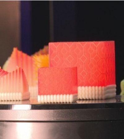 Restaurante japonês cria sushi 3D baseado no seu DNA e que faz bem para você
