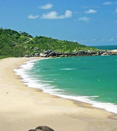 Última praia intocada de Balneário Camboriú será leiloada na segunda-feira