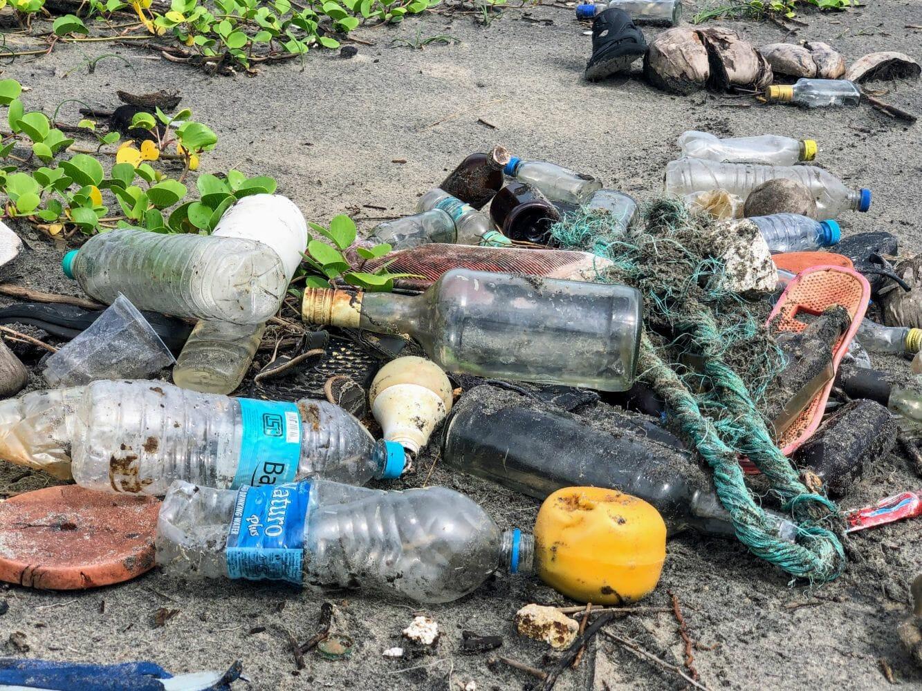 adidas plástico oceano 3