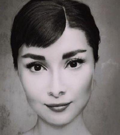 Maquiadora usa talento para se transformar em absolutamente qualquer personagem