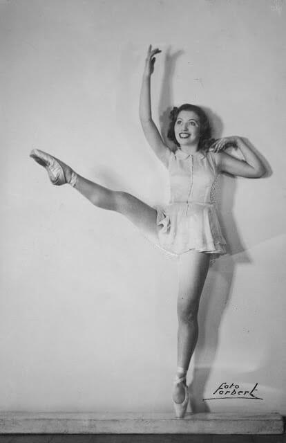 bailarina matou nazista 4